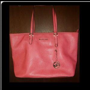 Coral MK bag
